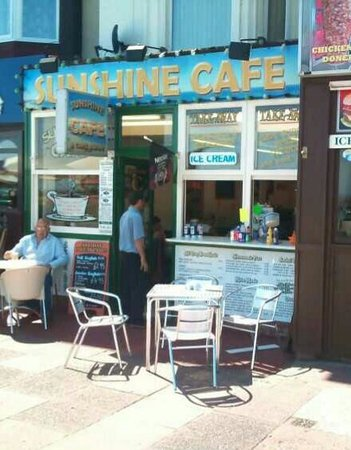 ‪Sunshine Cafe‬