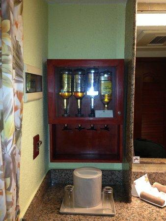 Hotel Riu Playacar : Bar de la habitacion