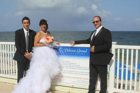 Pelican Grand Beach Resort, A Noble House Resort: proximité de l'océan