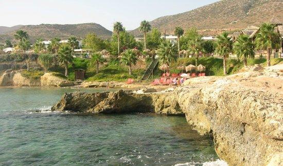 Star Beach Village & Water Park: Star Beach Village: ближайший пляж