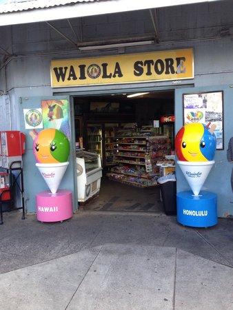 Oahu Spot Tours: Best shave ice on the island!