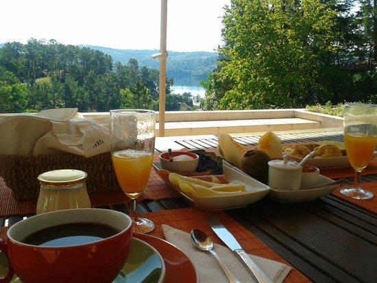 Quinta do Troviscal: Desayuno