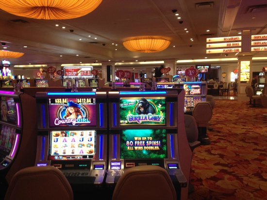 Tropicana Las Vegas - A DoubleTree by Hilton Hotel : Tropicana Las Vegas