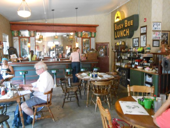 The Busy Bee Cafe: Busy Bee Cafe