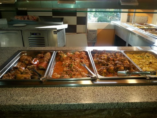 Seramar Luna Luna Park: food
