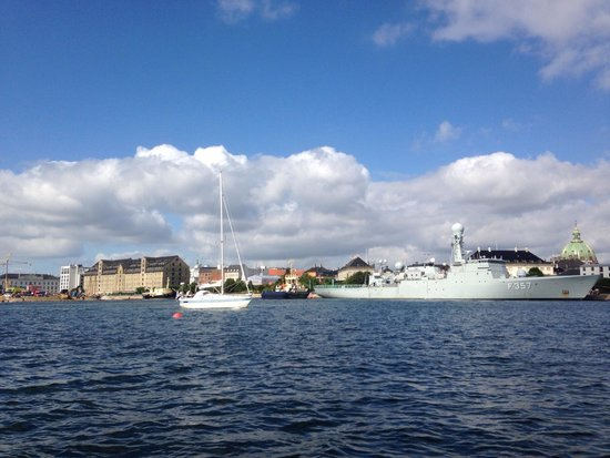 Stromma Canal Tours Copenhagen : Pictures from the boat ride