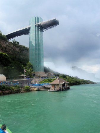 Maid of the Mist: Observation Deck