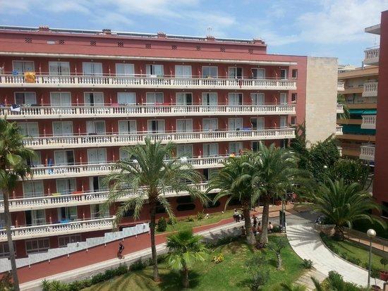 Hotel Seramar Luna Luna Park: hotel