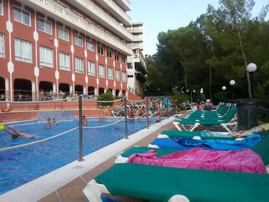Hotel Seramar Luna Luna Park: pool