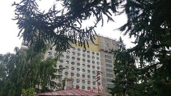 Azimut Hotel Siberia: АЗИМУТ Отель Сибирь Новосибирск