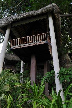 Anantara Lawana Koh Samui Resort : tree top restaurant