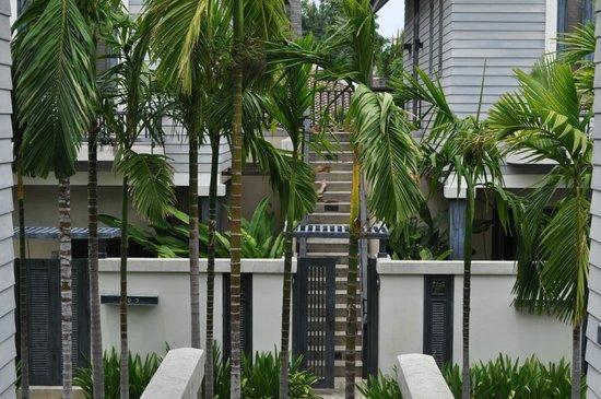 Anantara Lawana Koh Samui Resort: villa