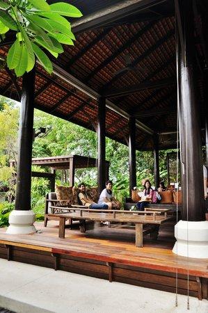 Anantara Lawana Koh Samui Resort: lobby