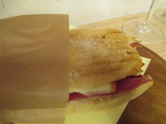 Panino Divino: sandwhich oh so tasty