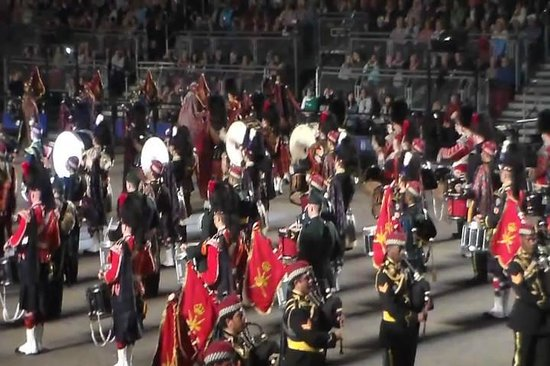 The Royal Edinburgh Military Tattoo: Pipe Band