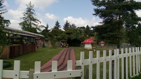 Papéa Parc : attraction