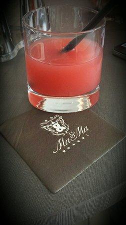 Grand Hotel Resort Ma&Ma : Cocktail