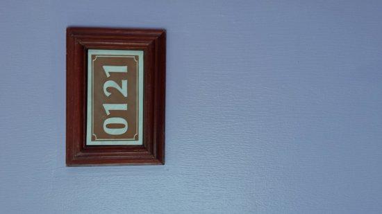 Hotel Riu Montego Bay: Room Number