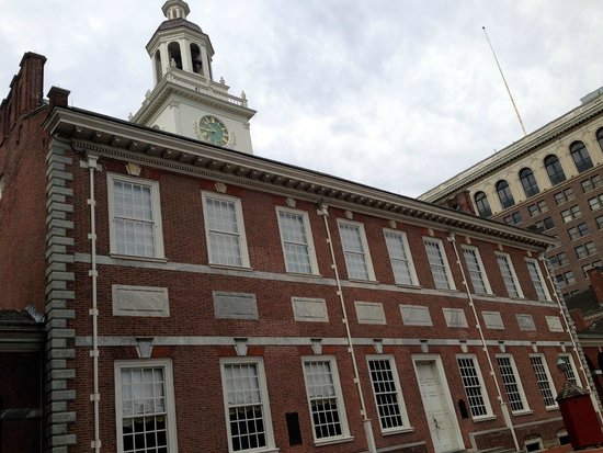 Free Tours by Foot: Independence Hall