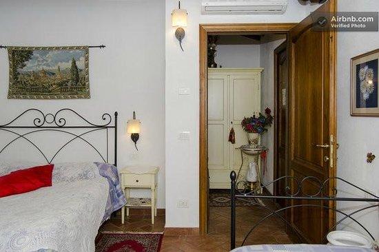 La Capanna di Sovestro: camera