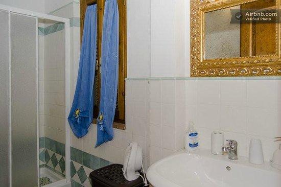 La Capanna di Sovestro: bagno