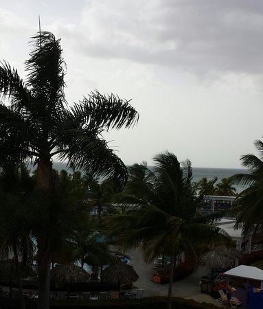 Hotel Riu Montego Bay: View from balcony