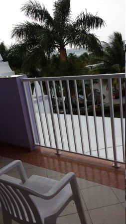 Hotel Riu Montego Bay: Ocean view balcony