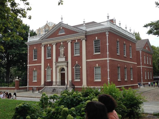 Free Tours by Foot : FTBF great Philly historical tour