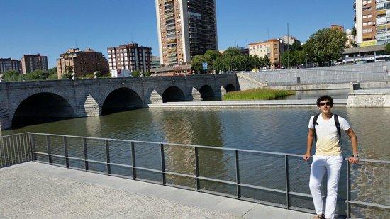 Madrid Rio : Puente de Segovia