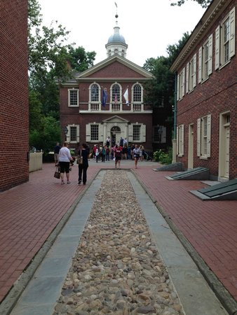 Free Tours by Foot : Carpenter's House