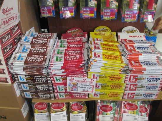 Yummies Candy and Nuts: Turkish Taffy