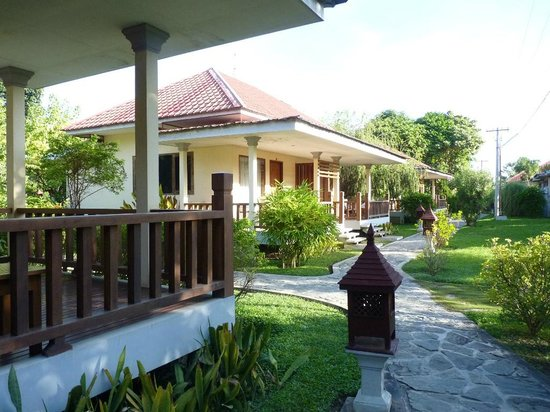 Win Unity Resort Hotel: notre bungalow