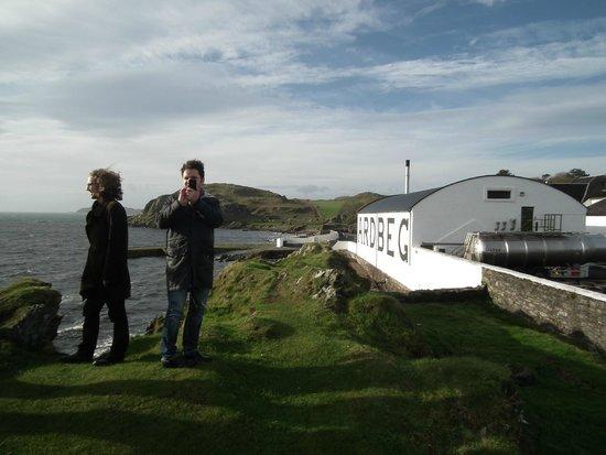Ardbeg Embassy: Islay