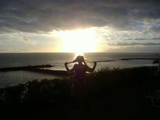 Bahia del Duque: vistas divinas