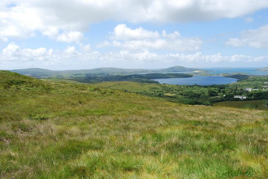Connemara National Park: percorso giallo