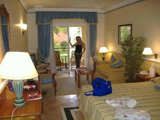 Bahia del Duque: habitaciones