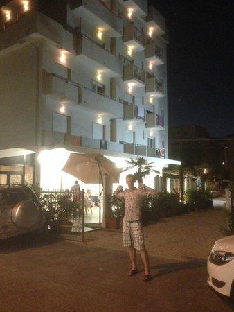 Villa del Parco: Hotel-2