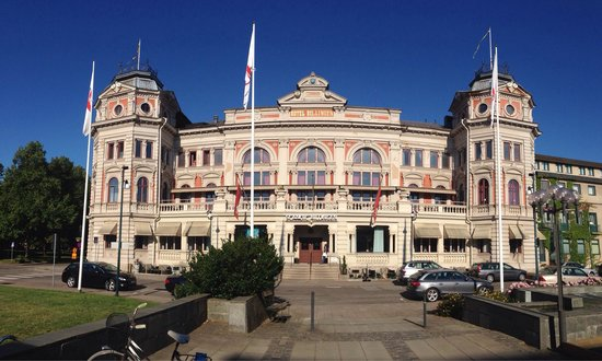 Scandic Billingen Skovde: Ansicht des Hotels