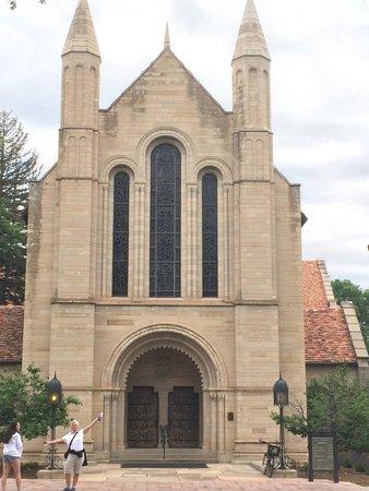Colorado College: CC Church