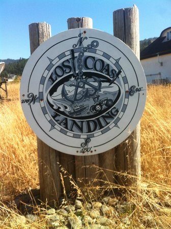 The Tides Inn of Shelter Cove : Lost Coast