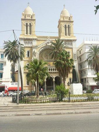 Cathedral of St. Vincent de Paul: Собор Святого Викентия де Поля