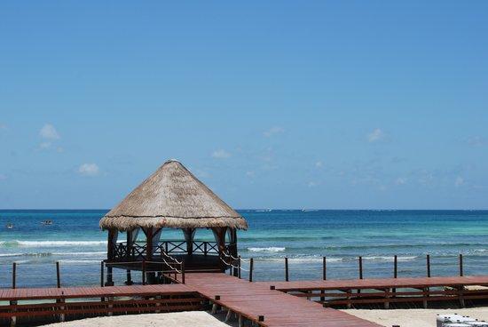 Secrets Silversands Riviera Cancun : Beachfront
