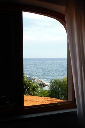Hotel Sardi: Che vistaaa!!