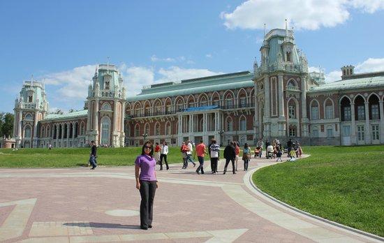 Hotel Orekhovo : Дворец Царицыно