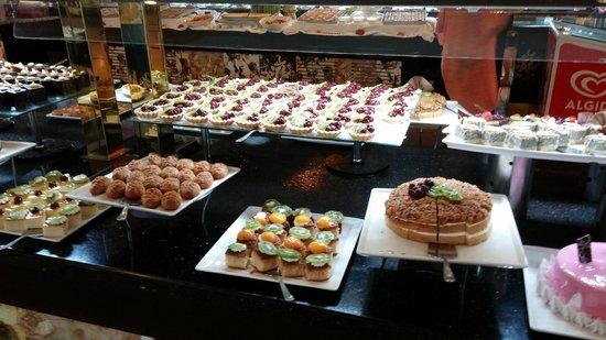Hotel Riu Kaya Belek: deserts