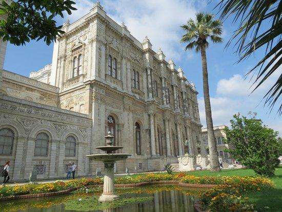 Palacio de Dolmabahçe: Palazzo Dolmabahçe