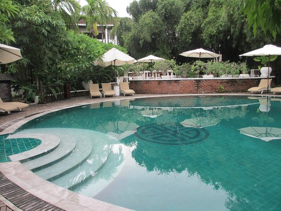 Hoi An Ancient House Resort & Spa: Pool