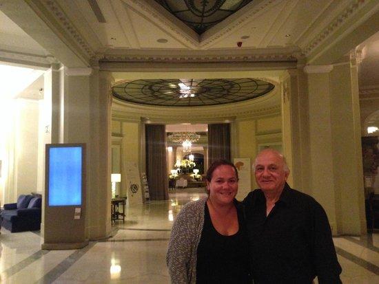 The Westin Palace Madrid: Lobby