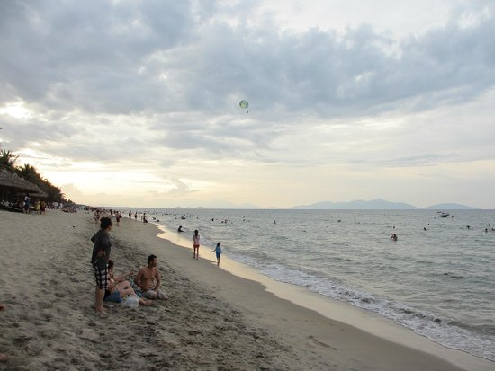 Hoi An Ancient House Resort & Spa : Strand ca. 5..7 km entfernt