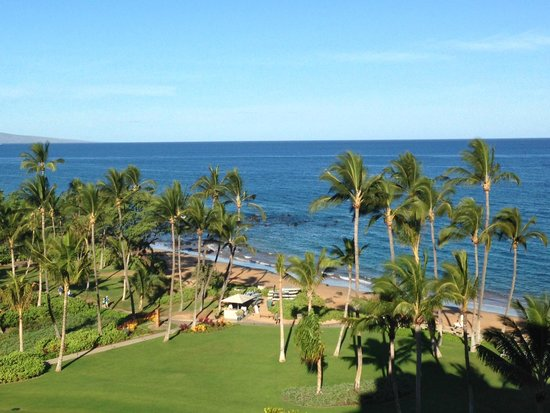 Andaz Maui At Wailea: Stunning morning view from Deluxe Oceanview Room